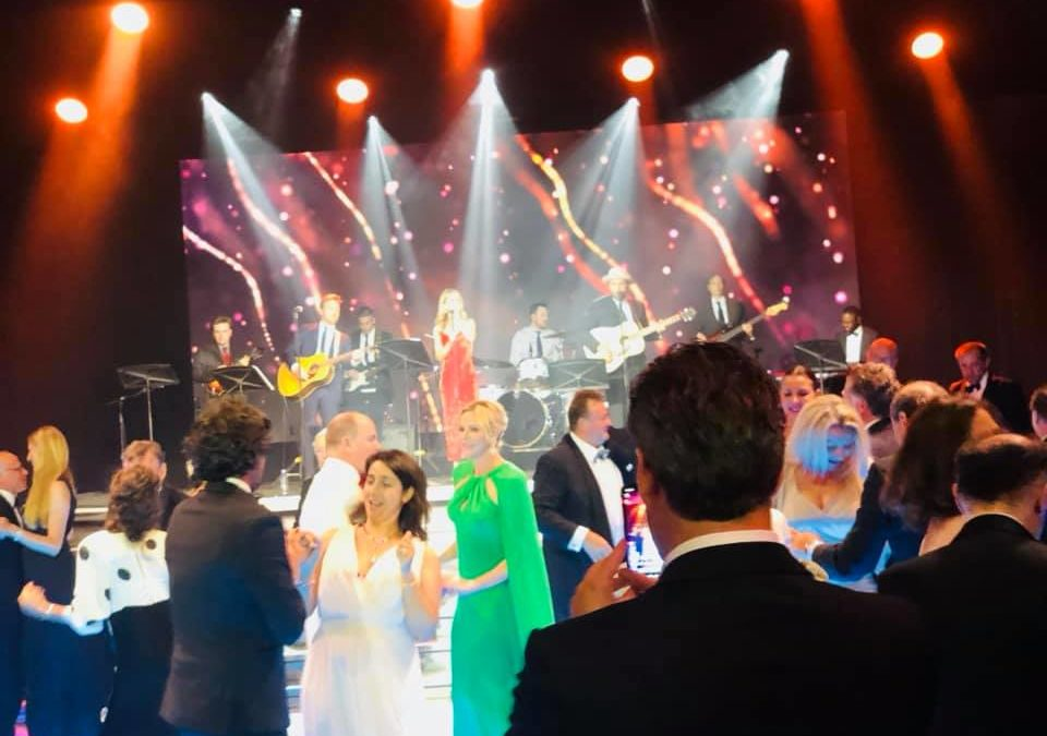 Red Cross Gala in the presence of H.S.H. the Prince of Monaco