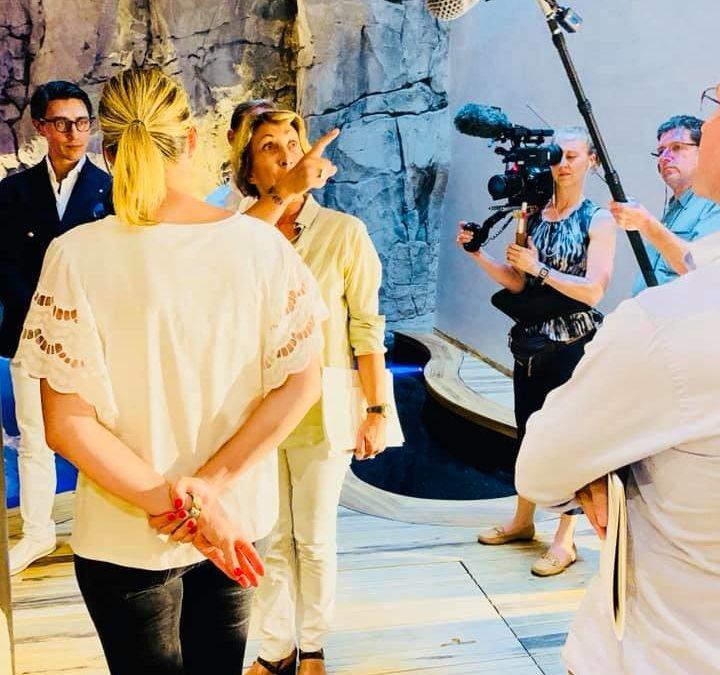 """MonAsia a visité la villa Troglodyte – l'unique construction labellisée """"Bâtiments Durables Méditerranéens"""" à Monaco"""