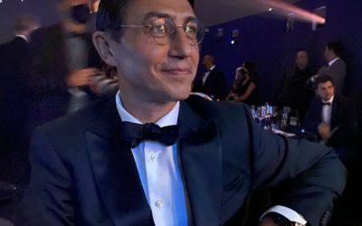 Mikhail Nefedov a fait partie des 10 plus grands philanthropes du Monte-Carlo Gala for Planetary Health