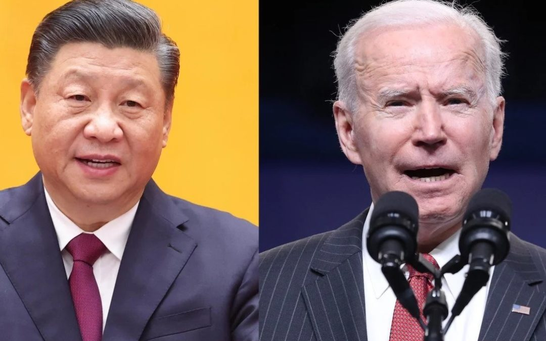 US-China confrontation would be 'disaster', Xi tells Biden in first call