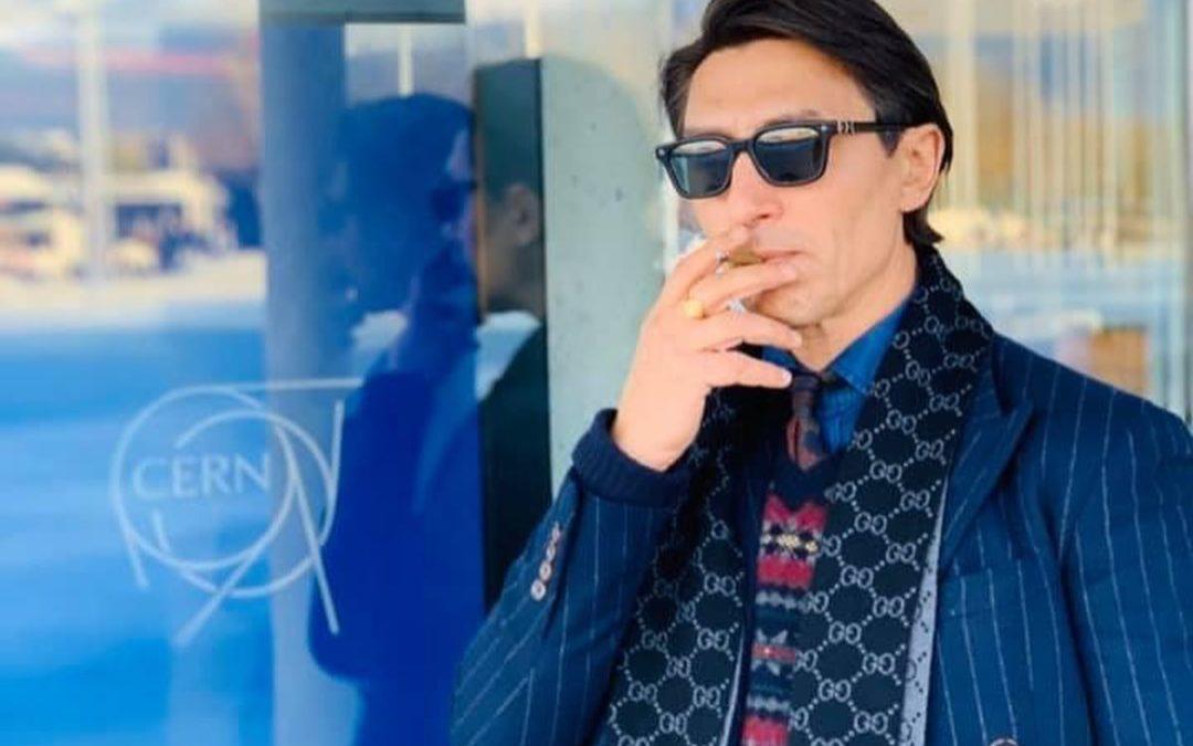Déplacement en Suisse pour visiter CERN et un salon d'art – le prestigieux artgenève