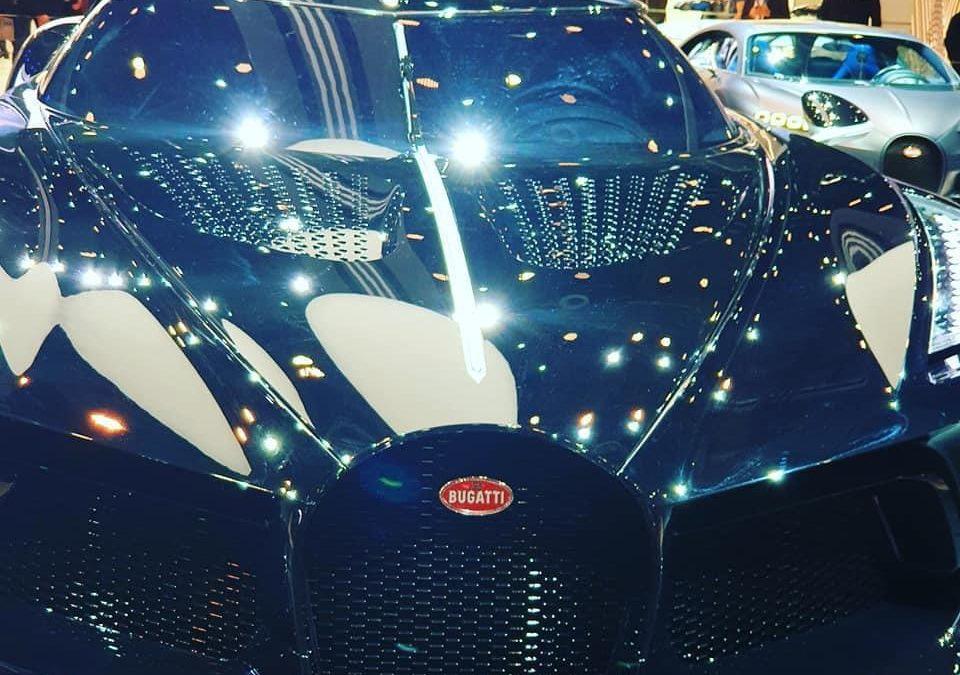 The New Era of Bugatti Bugatti – all electric hypercar?