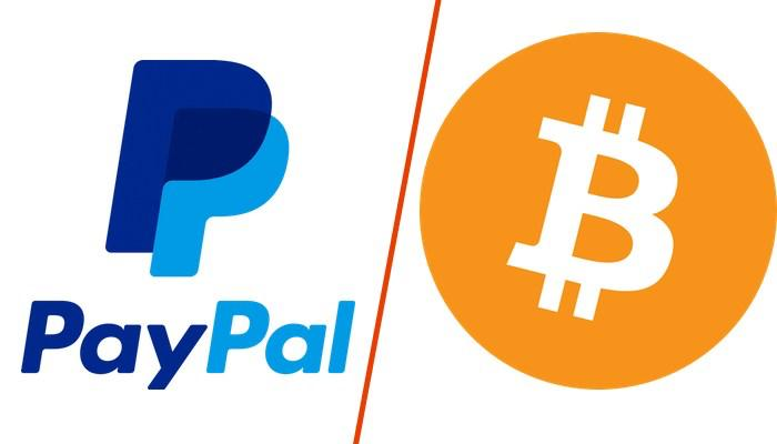 PayPal launches crypto check out service !
