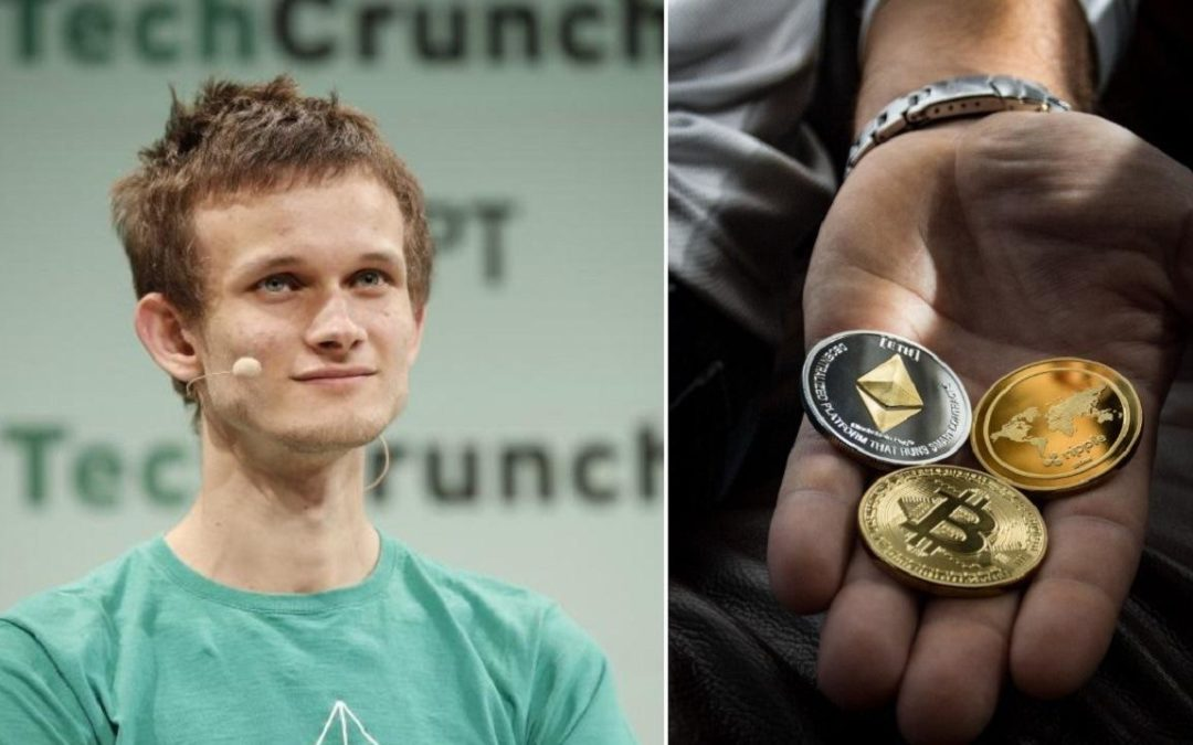 Ethereum Creator Vitalik Buterin has become the youngest CryptoBillionaire!