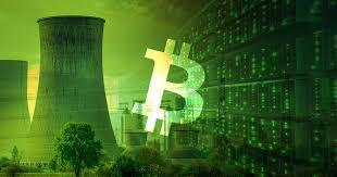 Green Shift for Bitcoin with Nuclear Power Deal