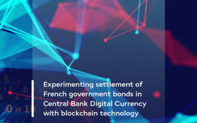 First Central Bank Digital Currency experiment to settle French government bonds🍀